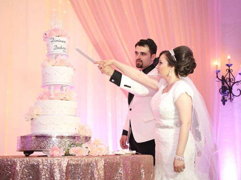 Servicio de fotografía y video para boda en Mesa AZ