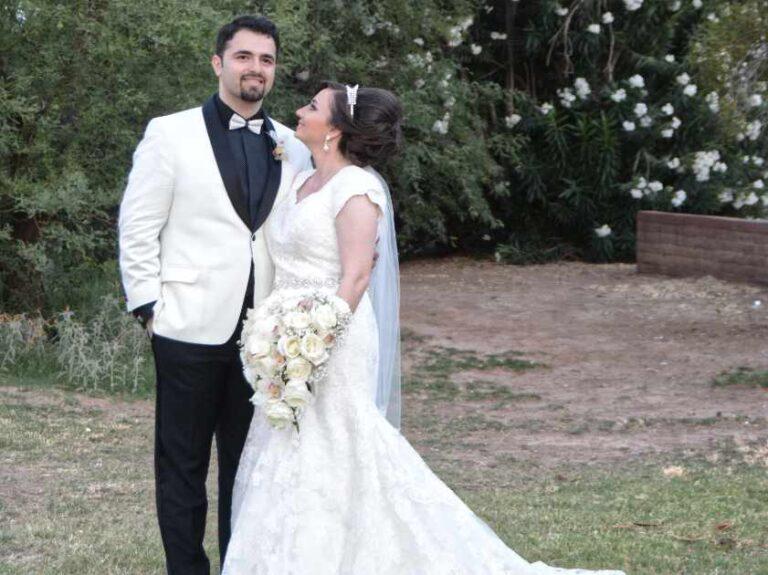 Fotógrafos profesionales para evento de boda en Mesa AZ