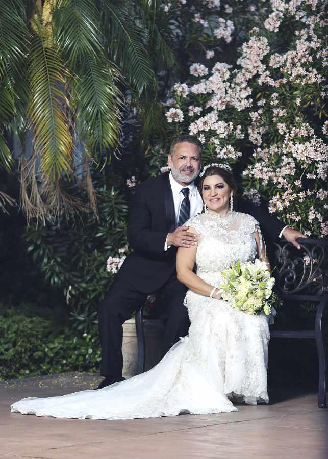 Sesión de fotos de boda de pareja de Chandler AZ