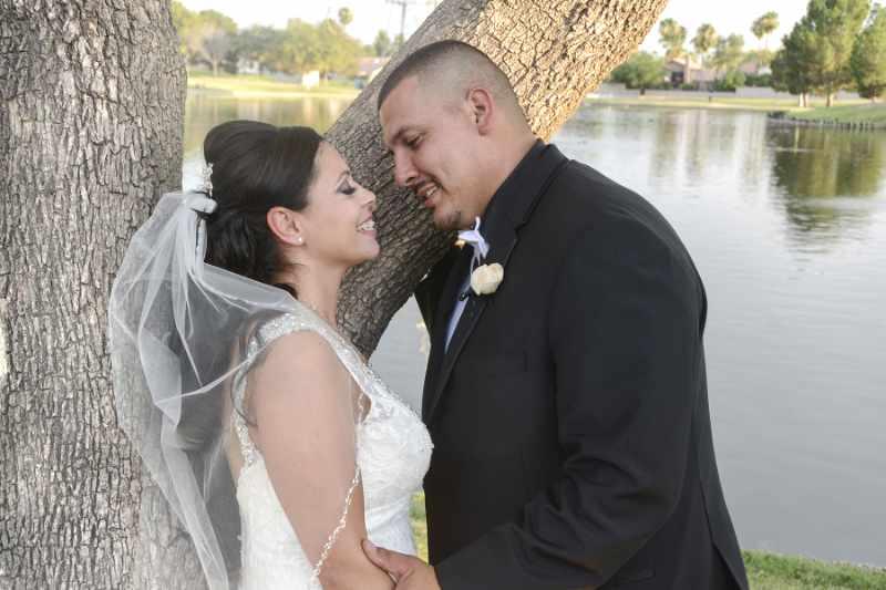 Fotos de boda profesionales en Chandler Arizona